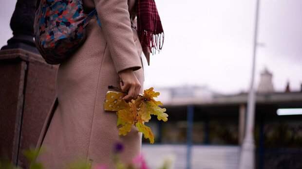 Москвичам пообещали теплую, но пасмурную погоду в последнюю неделю сентября