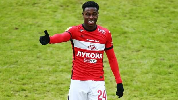 Промес: «Мы знаем, как больно вылетать из квалификации, но я всегда на позитиве и верю, что «Спартак» будет в ЛЧ»
