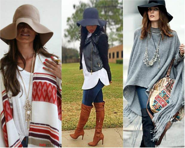 Как выбрать шляпу к одежде: панама
