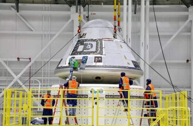 Повторный беспилотный полет Boeing Starliner к МКС назначен на 30 июля