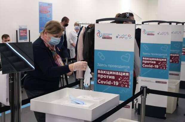 Ракова рассказала о новых исследованиях в павильонах «Здоровая Москва»