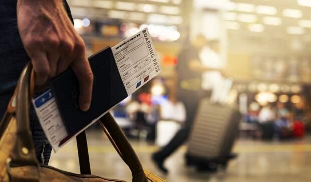 Из-за неисправности самолета пассажиры немогут улететь изКольцово вСочи