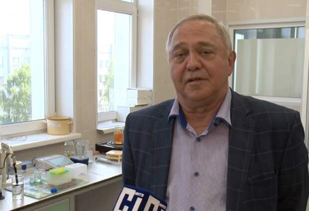 Виктор Новиков: «Привиться от коронавируса — это наша насущная необходимость»