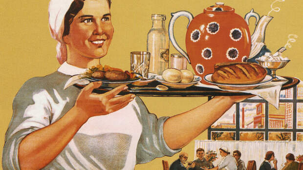 Как в СССР боролись с ожирением