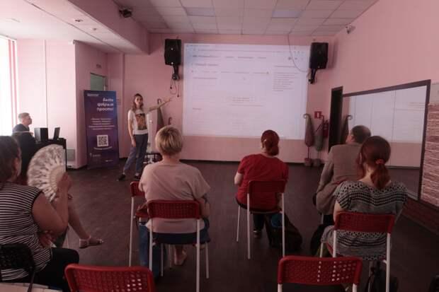 День открытых дверей состоялся в Ресурсном центре развития добровольчества в Дзержинске