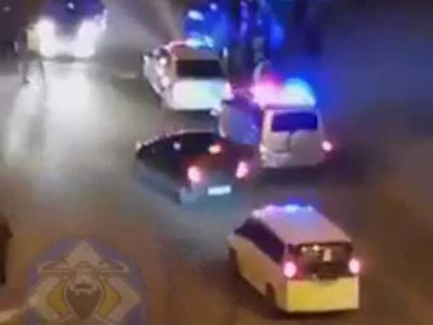 ДТП с мотоциклом и иномаркой произошло в Чите