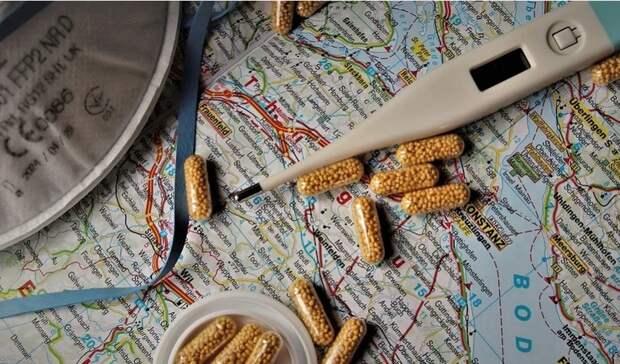 Власти сообщили отерриториях вРостовской области, где выявили ковид