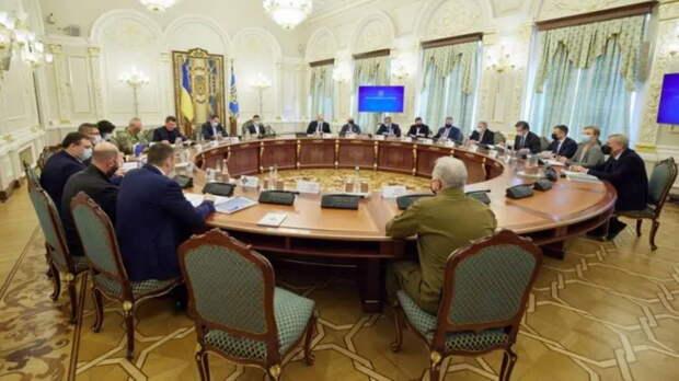 В Украине продлили антироссийские санкции