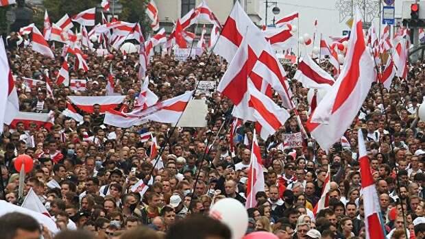 Праздник непослушания в Белоруссии. Андрей Бабицкий