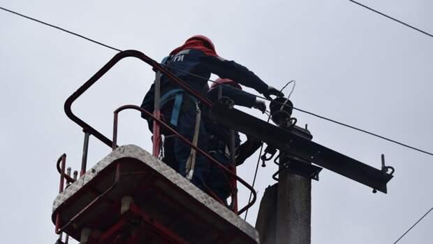Более 21,5 тыс. жителей остались без электричества из-за непогоды в Нижегородской области