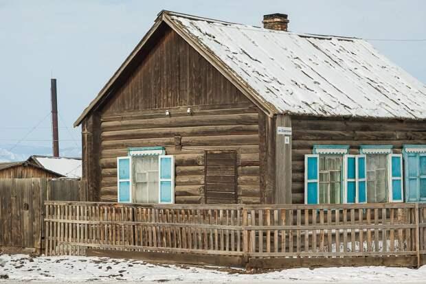 Тёплый пол в деревянном доме и секрет, который оставили предки