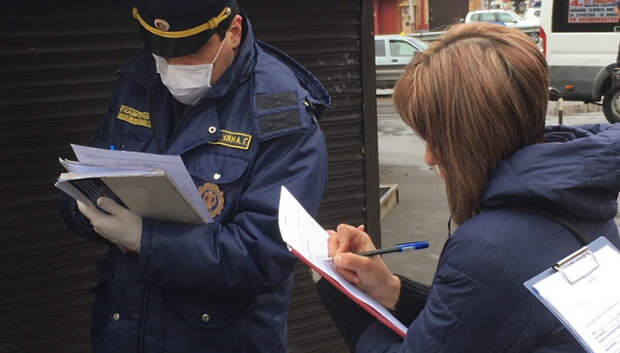 Более 230 фактов нарушения режима самоизоляции выявили в Подмосковье за день