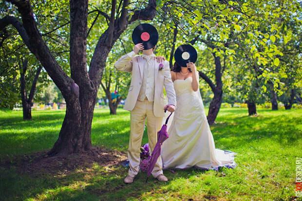 Фотолюбителям. Как не надо фотографировать свадьбы