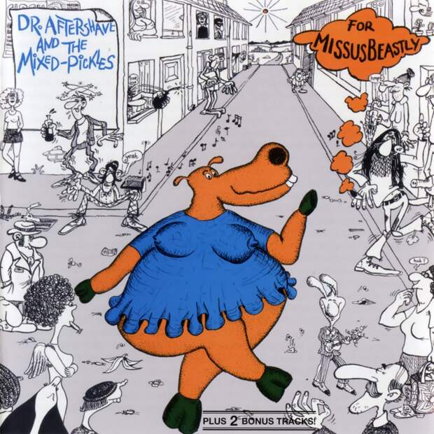 Dr. Aftershave And The Mixed-Pickles. For Missus Beastly 1976