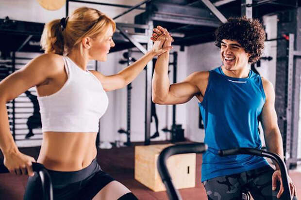 Открытие: физические упражнения улучшают здоровье путем изменений в ДНК человека