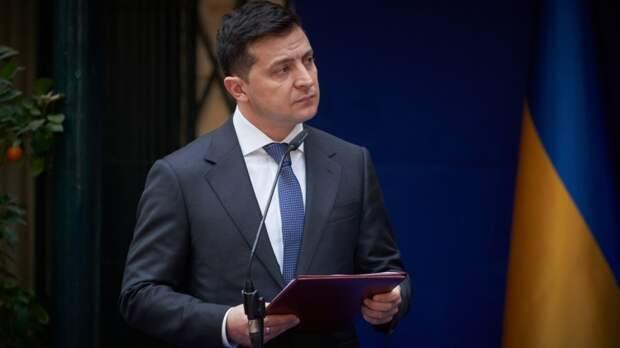 Зеленский отстранил от должности главу Конституционного суда Украины
