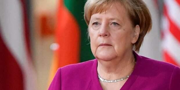 Меркель хочет отправится в США из-за «СП-2»?