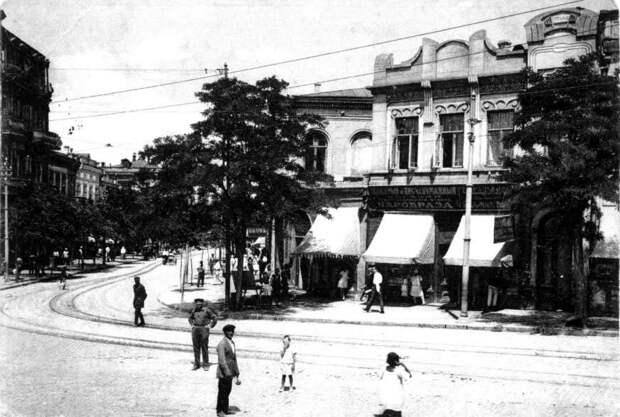 Улица Карла Маркса в Севастополе - в том самом, который он хотел разрушить