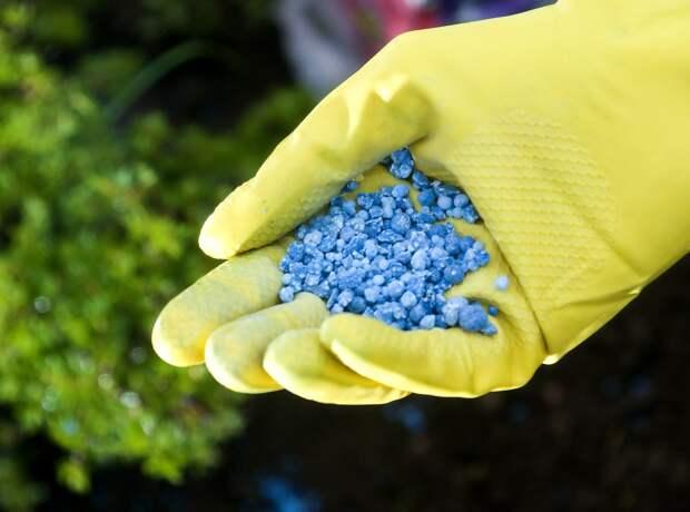 Методика Миттлайдера приветствует использование минеральных удобрений