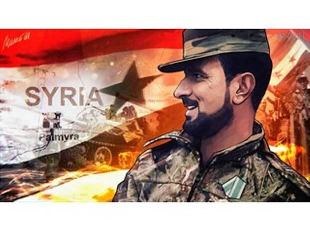 Охота на «Тигра»: противники Сирии начали травлю генерала Сухейля аль-Хасана