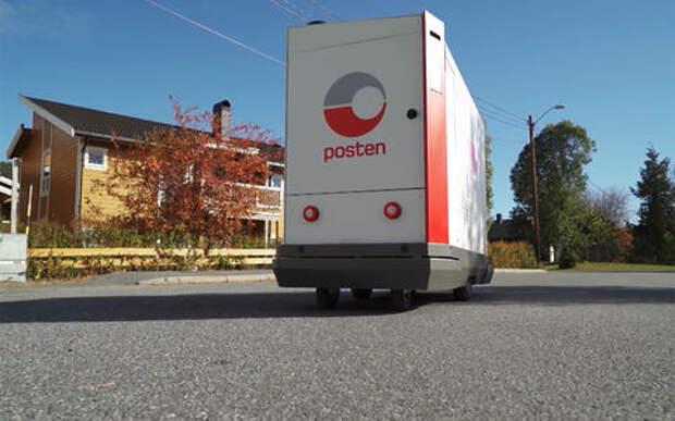 Робомобили вместо почтальонов. Это не фантастика, это – реальность!