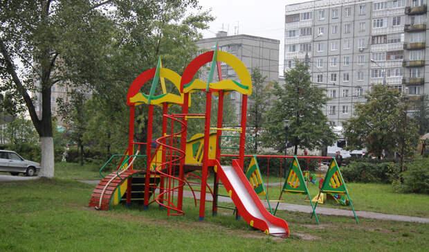 Ипро детей незабыли: 76 игровых комплексов появятся вНижнем Новгороде к800-летию