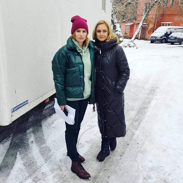 Дочь Карины Мишулиной дебютирует в кино