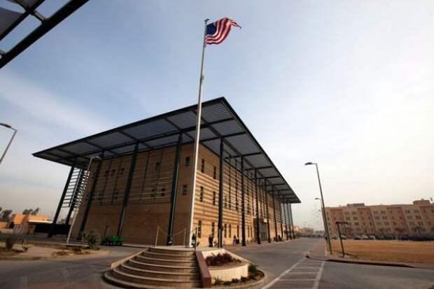 Посольство США в Багдаде подверглось ракетному удару