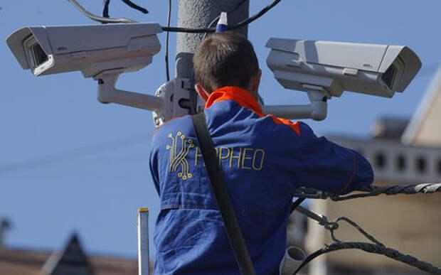 Дорожные камеры будут устанавливать в местах концентрации аварий