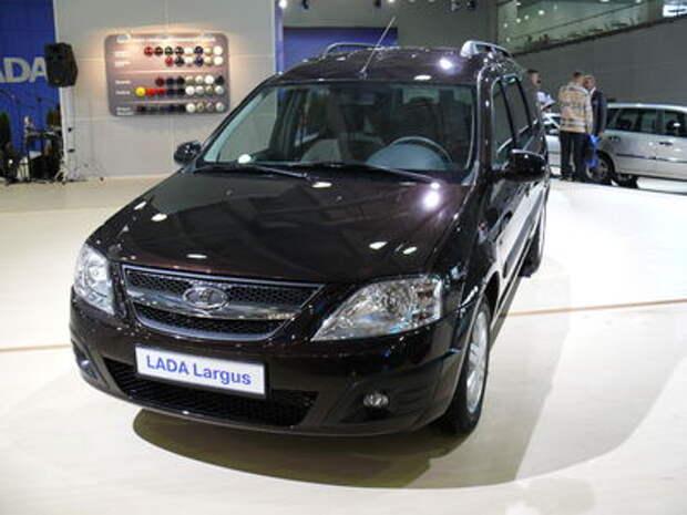 Lada Largus может поменять импортный 16-клапанник на отечественный