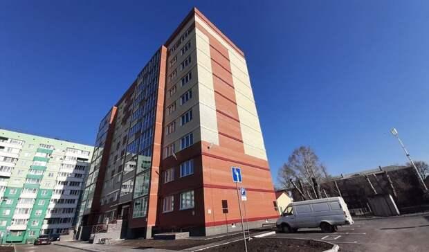 Готов к заселению. В Омске сдали еще одну многоэтажку в Центральном округе