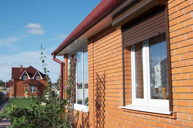 Профильные системы для загородных домов