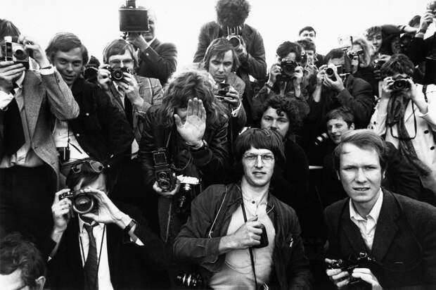 Впервые в России: неизвестные фото Роллинг Стоунз