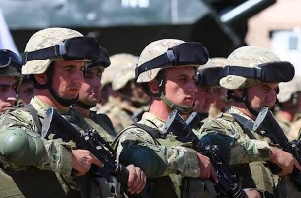 Израиль поможет грузинам организовать производство американских автоматических карабинов М4
