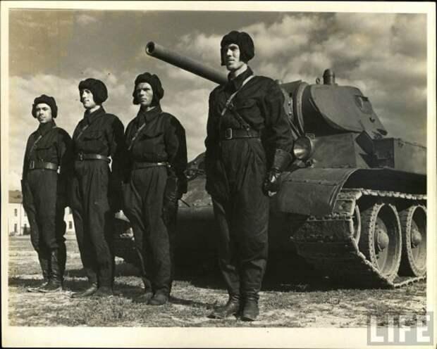 Жизнь в СССР 1931-1941 г.г. глазами Маргарет Берк-Уайт. Часть 6. (20 фото)