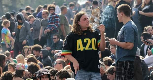 Код 420: что связывает американских любителей марихуаны с этой цифрой
