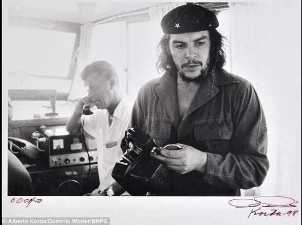 Редкие снимки Фиделя Кастро и Эрнесто Че Гевары. Фотограф Альберто Корда 6