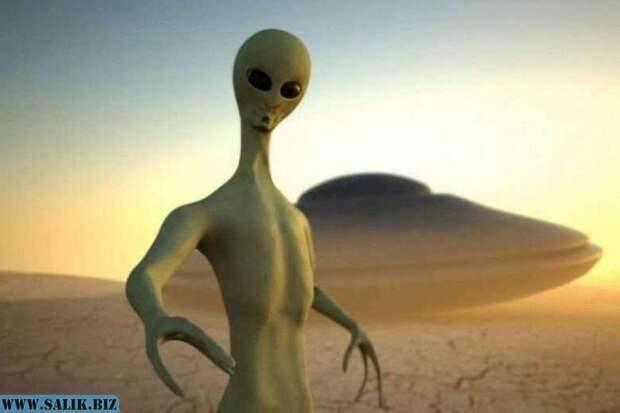 Последнее пристанище инопланетян, или где нашли покой звёздные гости нашей планеты