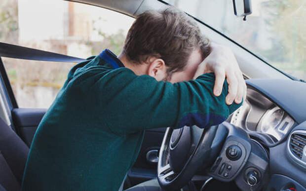 Тест на самосохранение: сколько часов можно быть за рулем без вреда?