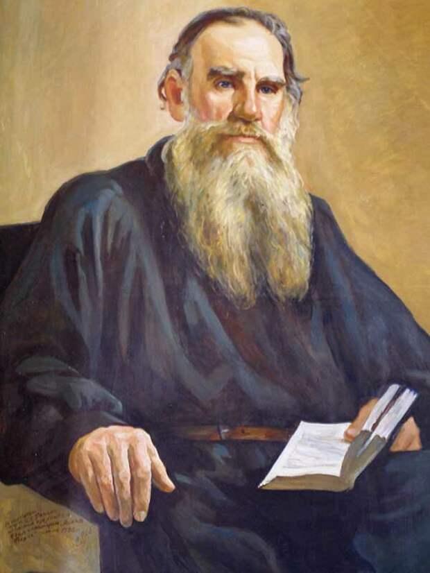 Лев Толстой ненавидел патриотизм