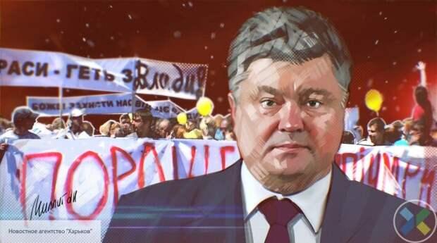 «План Б Порошенко»: экс-президент задумал фейковое покушение, чтобы сбежать из Украины