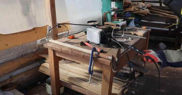 Как сделать земляной электробур своими руками