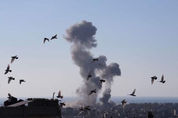 В Израиле число погибших из-за атак достигло 115 человек