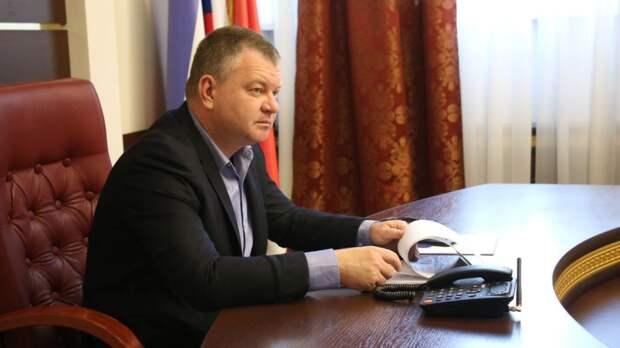 Сергей БОРОЗДИН провел прием граждан