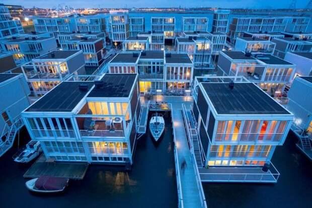 Не только тюльпаны и велосипеды: фотознакомство с Амстердамом