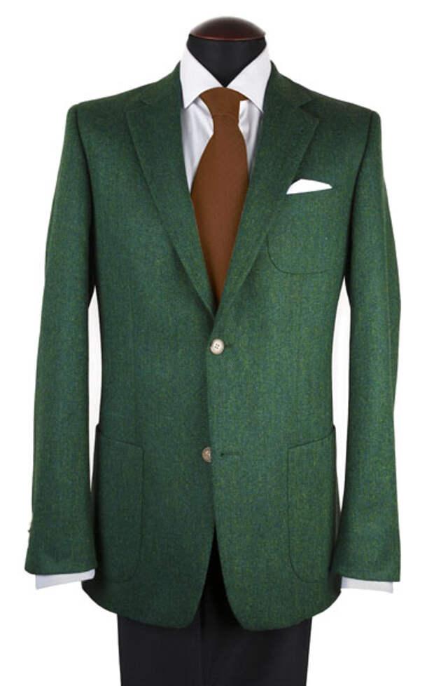 сшить мужской пиджак