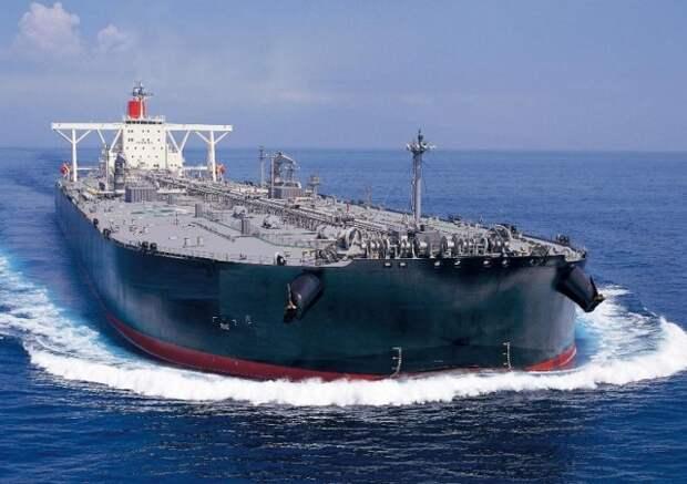 США танкер нефть