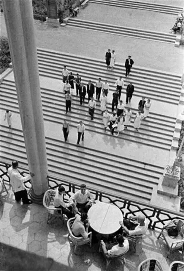 Фотохроника советской жизни
