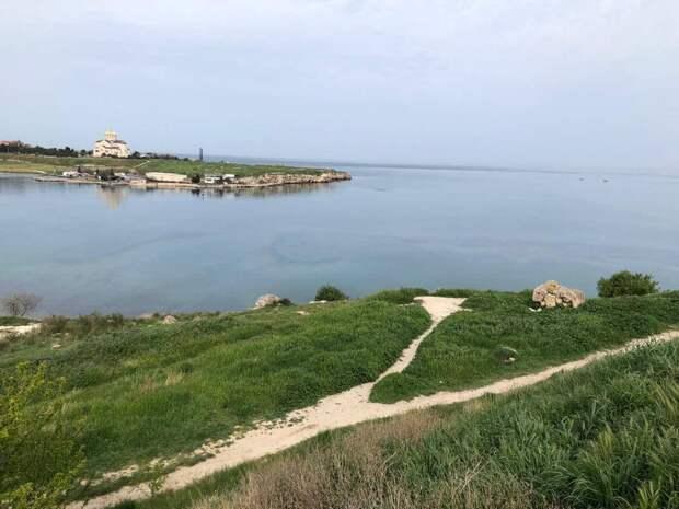 Экологическое ЧП произошло в Карантинной бухте Севастополя