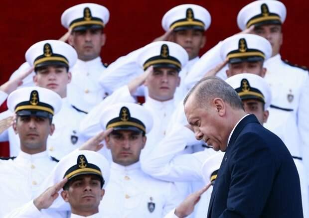 Это вам не«османское озеро»: Российская армия насторожена планами Турции— мнение